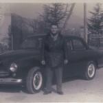 Taxista a Reggio Emilia (Luglio 1955)