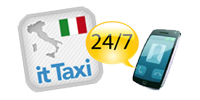 ItTaxi, l'App per iPhone e Android