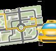 Mappa Posteggi Taxi