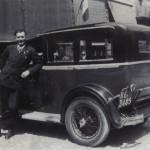 Taxi d'epoca (Reggio Emilia)