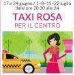 Taxi Rosa per il Centro 2015
